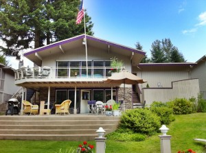 Glenhaven Washington Waterfront Home