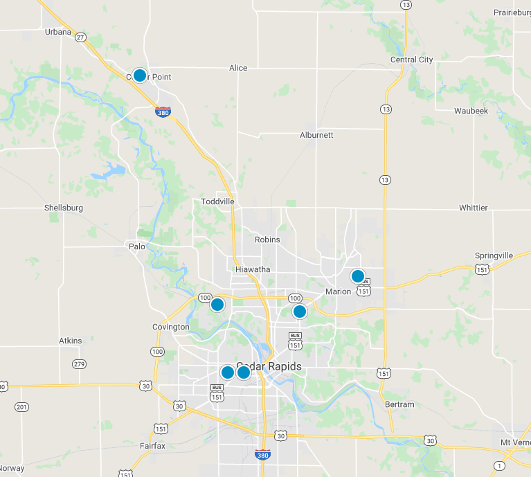 Linn County Real Estate Map Search
