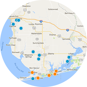 Baldwin County Real Estate Map Search