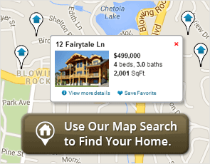 Find homes with our interactive map search tools.