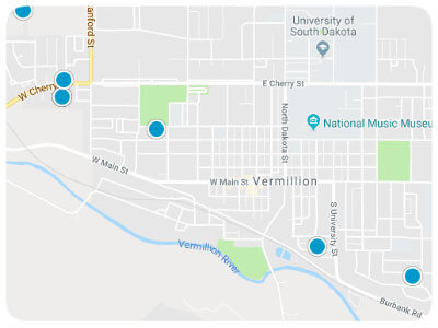 Usd Vermillion Campus Map.Vermillion Real Estate Vermillion Homes For Sale