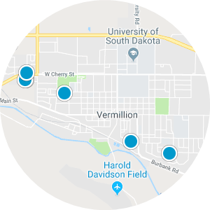 Vermillion Real Estate Map Search