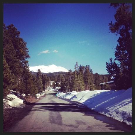 Baldy Mountain Breckenrige