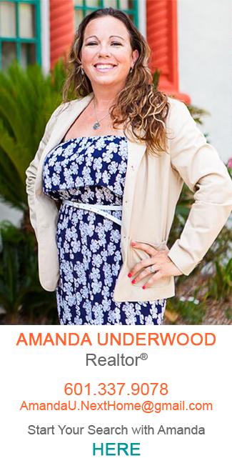 Amanda Underwood - NextHome E-Realty