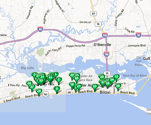 Biloxi Homes For Sale Mls Power Search