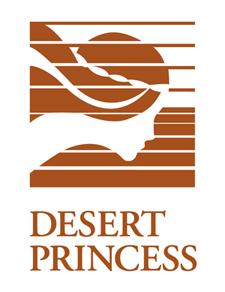 Desert Princess logo