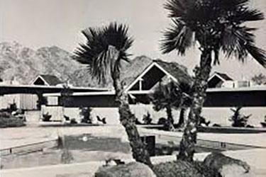 Chalet Palms