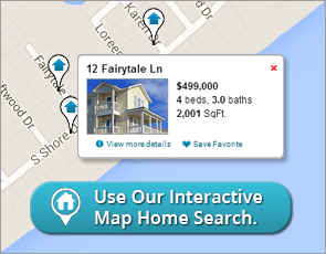 search homes by interactive map