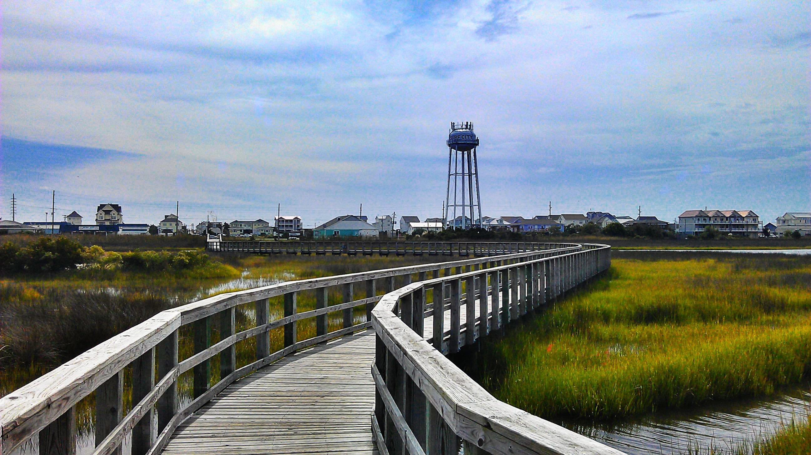 Soundside park in surf city nc for Surf city pier fishing report facebook