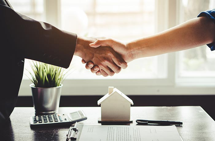 accept a purchase offer on your home