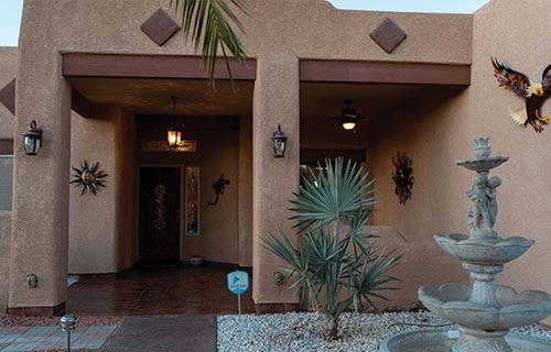 desert oasis yuma az homes