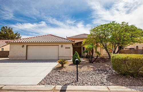 foothills yuma homes