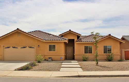 park west yuma az homes