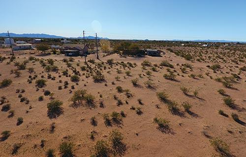 yuma vacant land