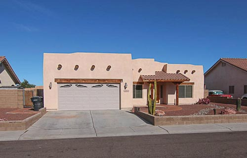yuma easte estates az homes