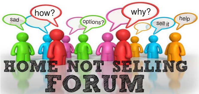 House not selling forum