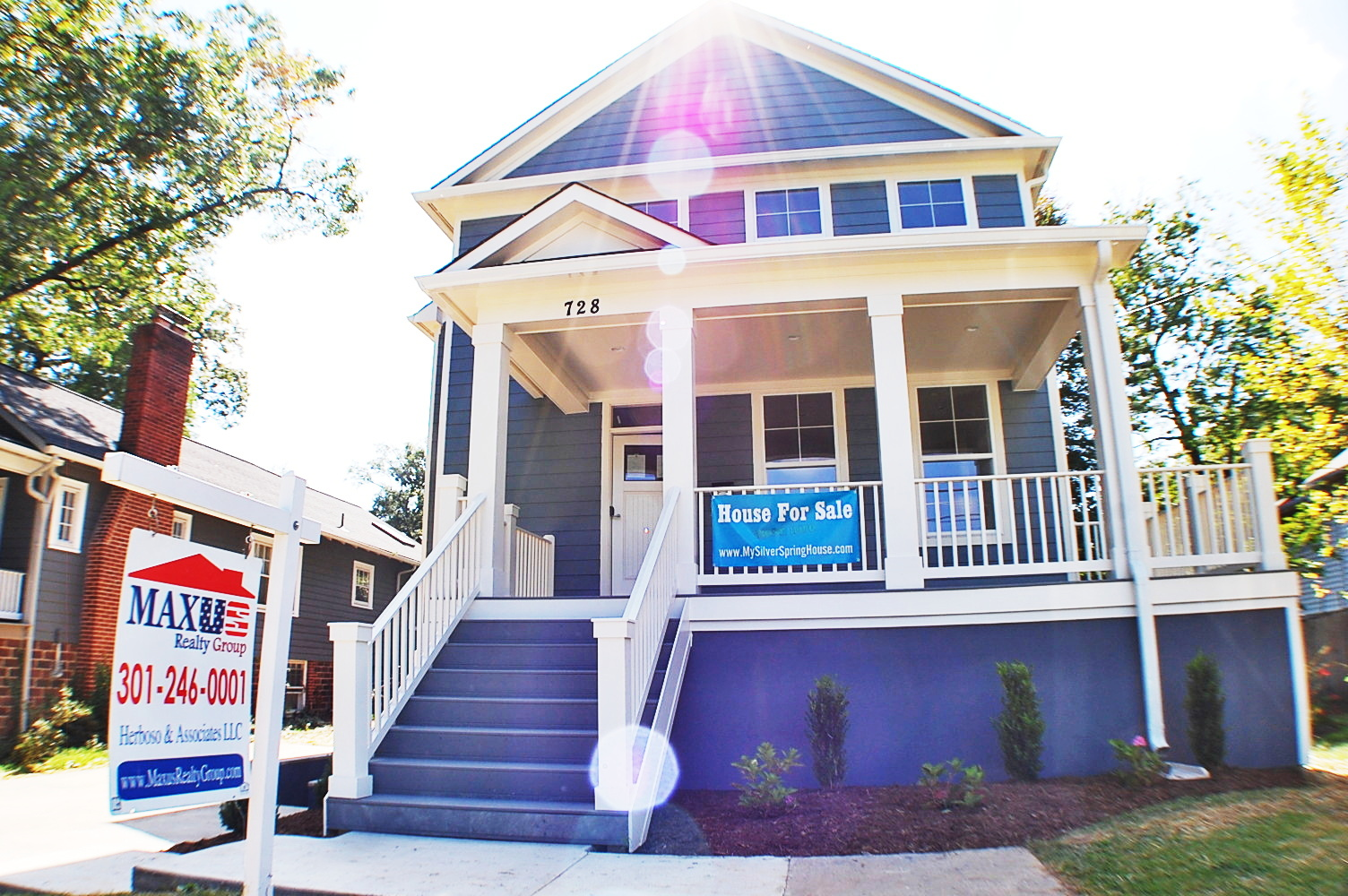 Silver Spring Real Estate