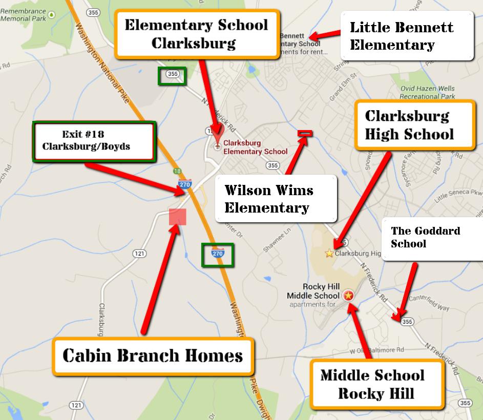 Clarksburg Schools