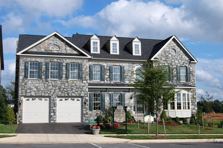 Clarksburg village American home builder