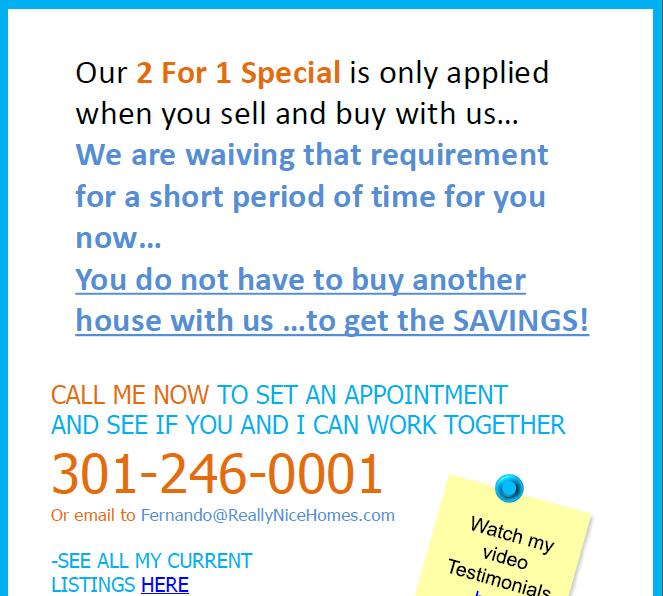 call listing agent