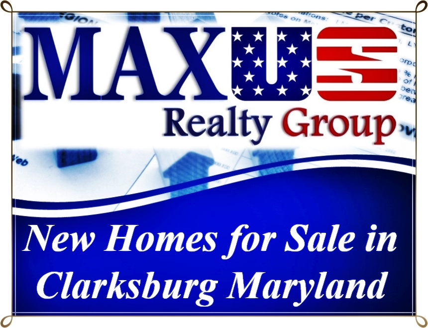 New homes for sale in clarksburg maryland for American classic real estate
