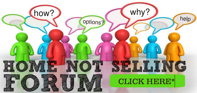 home not selling forum