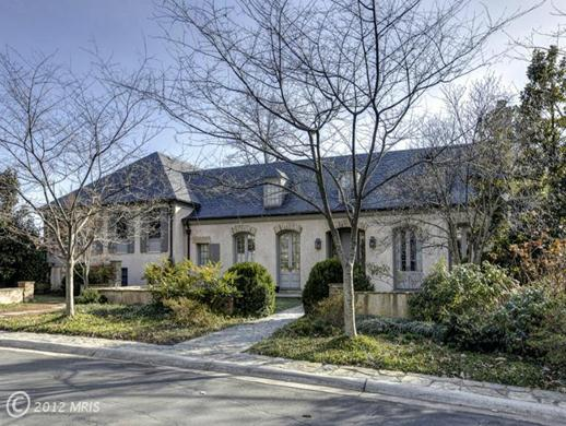 chevy chase nice homes