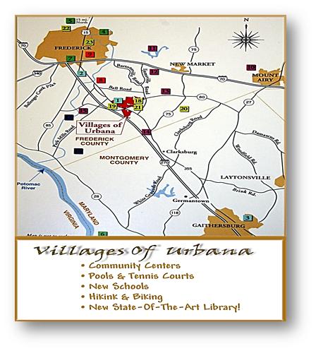 villages of urbana