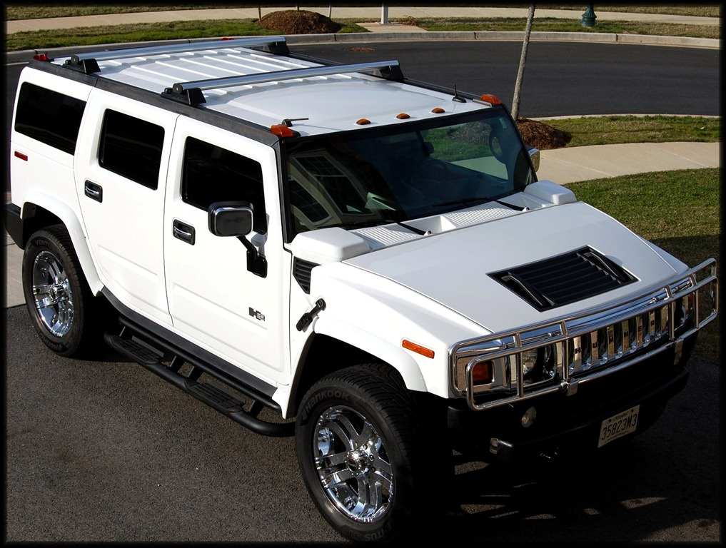 Our 2003 Hummer Is For Sale