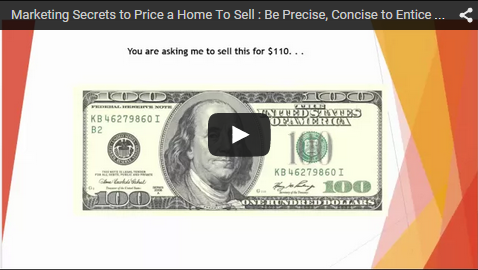 Pricing Your House