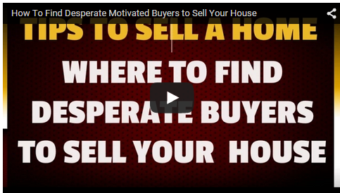 Motivated Buyers for your home
