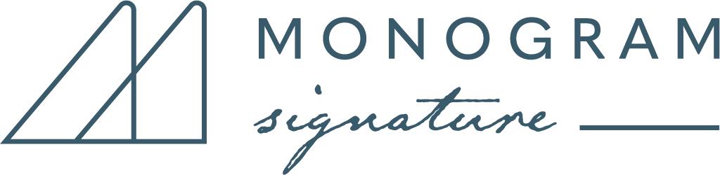 Monogram Signature Homes Logo