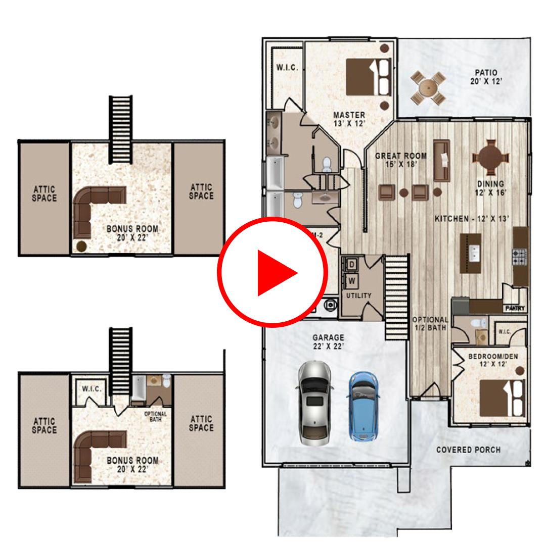 1900 Floorplan