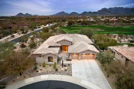 Grayhawk Golf Course Homes in Scottsdale