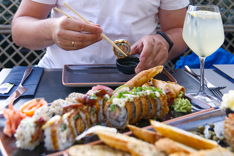 Enjoy Chinese and Japanese food near your Sedona home.
