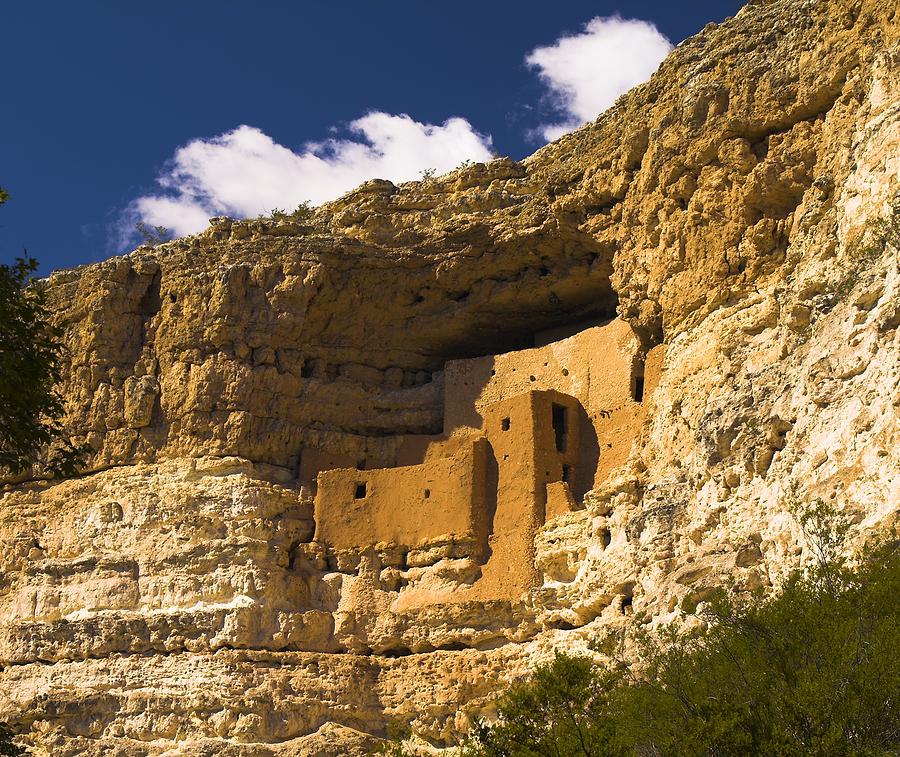 Explore historic Sedona real estate at Montezuma Castle