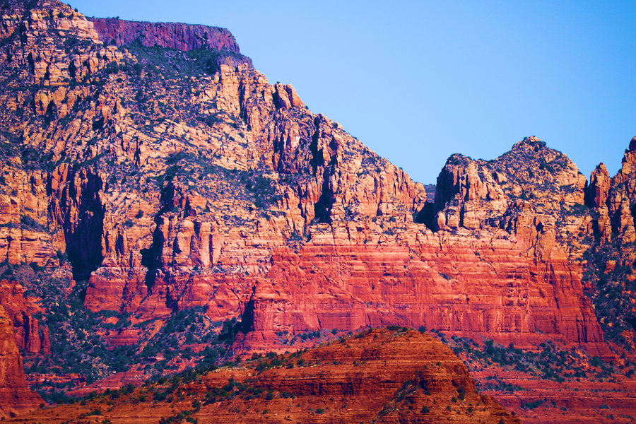 Find Sedona red rock view homes for any budget.