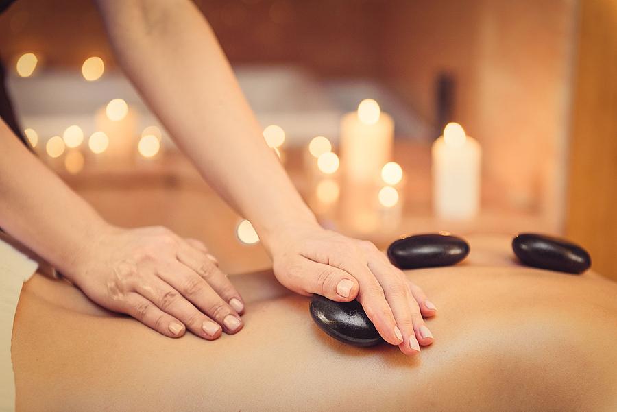 Get a massage near your Sedona home.
