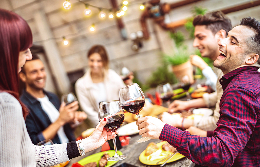 Get great food on Uptown Sedona real estate at Canyon Breeze.