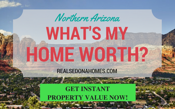 Instant Sedona Home Values