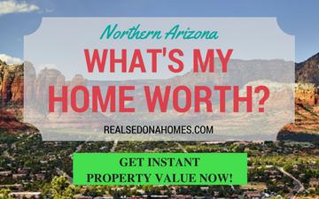 Instant Sedona Home Values