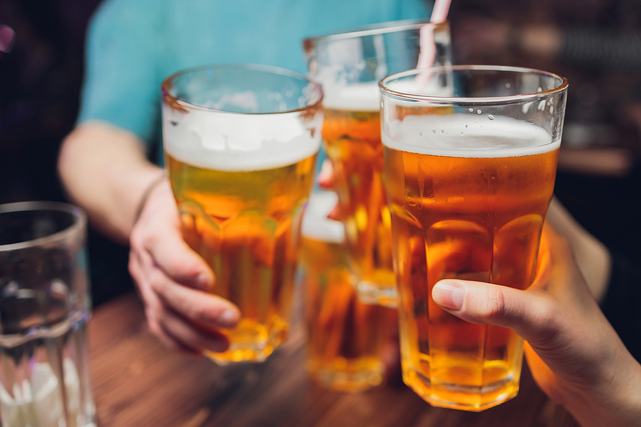 Try beers made near Sedona real estate at Ales on Rails.