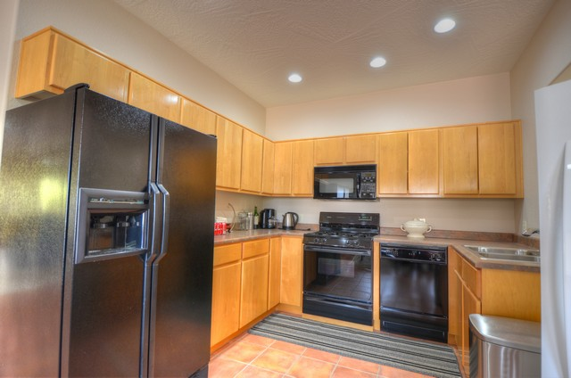 Guest Kitchen in Sedona home