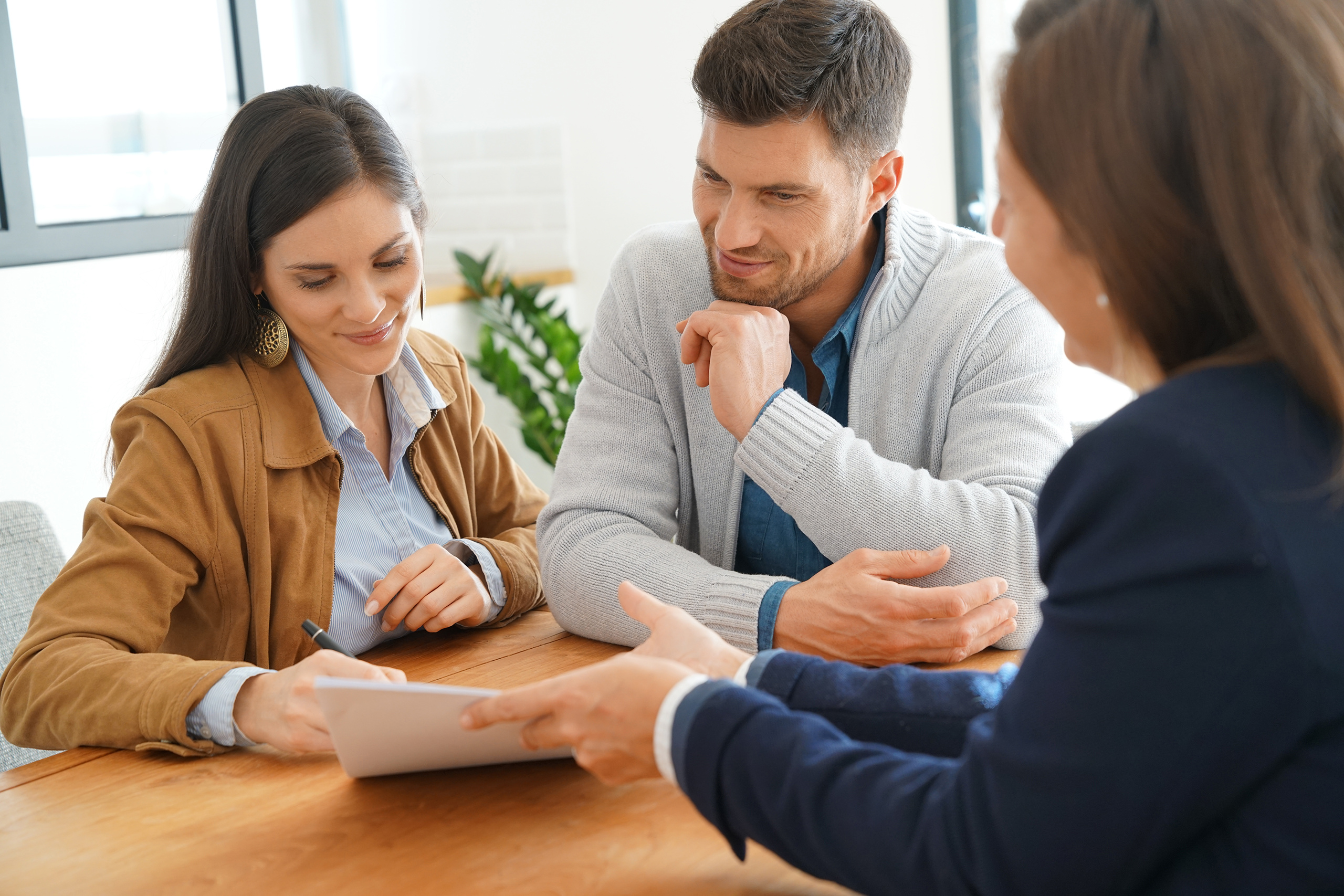 Meet with a Mortgage Specialist