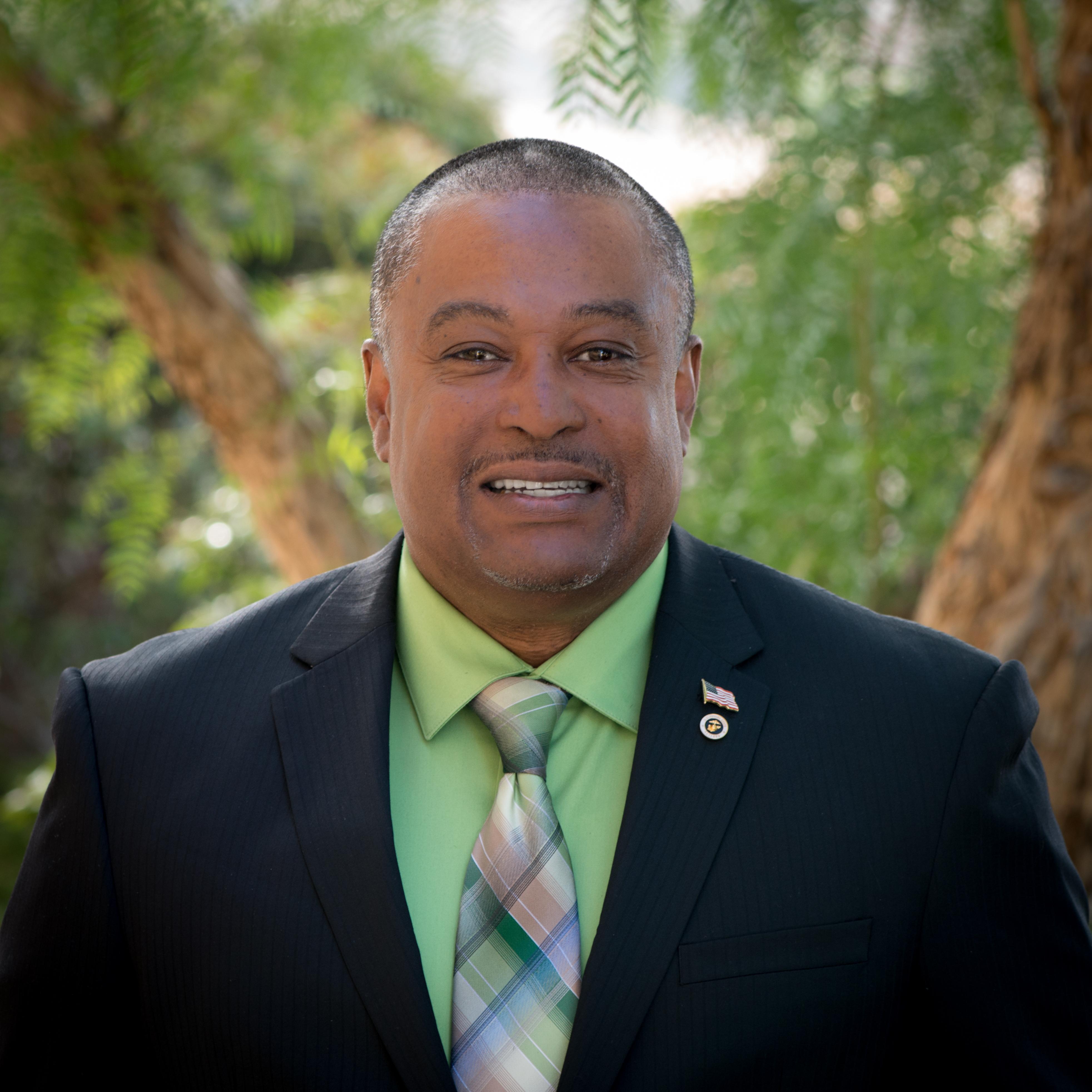 Darryl Self, MBA, USMC (Ret.)