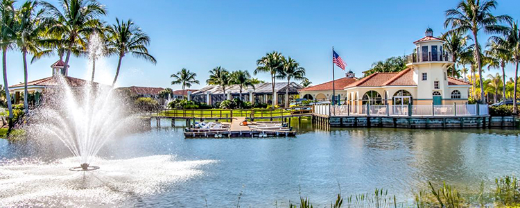 Lighthouse Bay at the Brooks Estero Florida Homes for Sale
