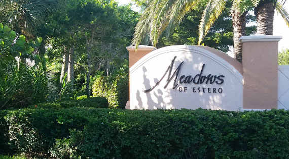 Meadows of Estero, Estero Real Estate