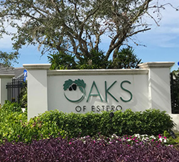 Oaks of Estero, Estero Real Estate