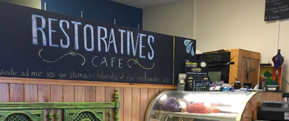 Restoratives Cafe