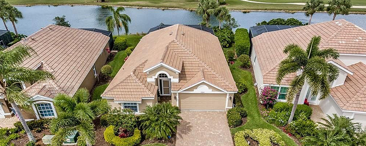 Spring Run at the Brooks, Estero Florida homes for sale